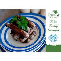 Organic Paleo Turkey Sausages